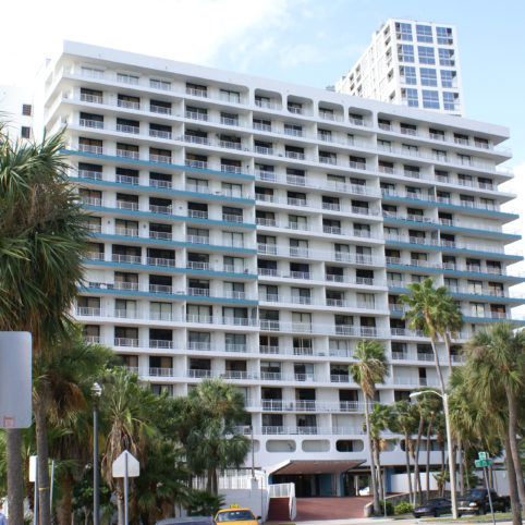 Brickell Harbour Condominium
